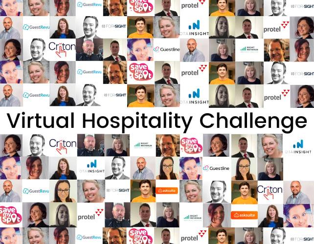 Virtual Hospitality Challenge - BLOG
