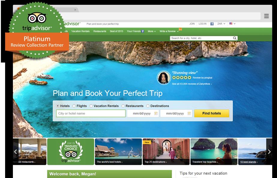 GuestRevu is a Platinum status review collection partner