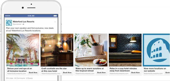 Social media check-in for hotels — Travel Tripper