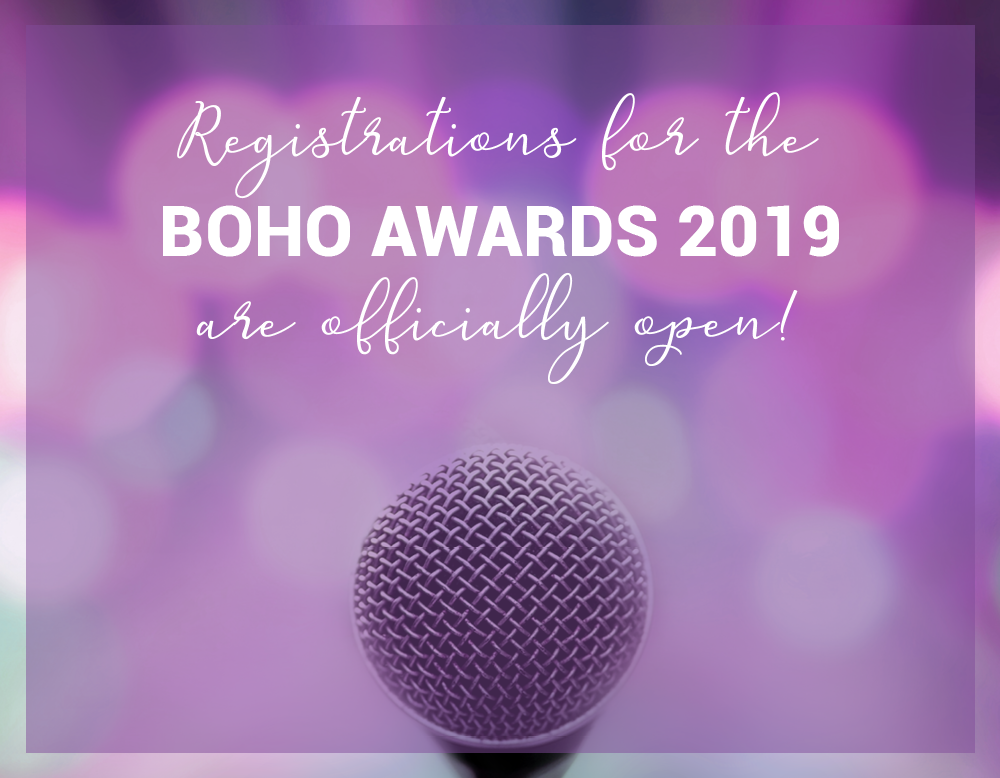 registrations-open-BoHo-Awards-2019-GuestRevu