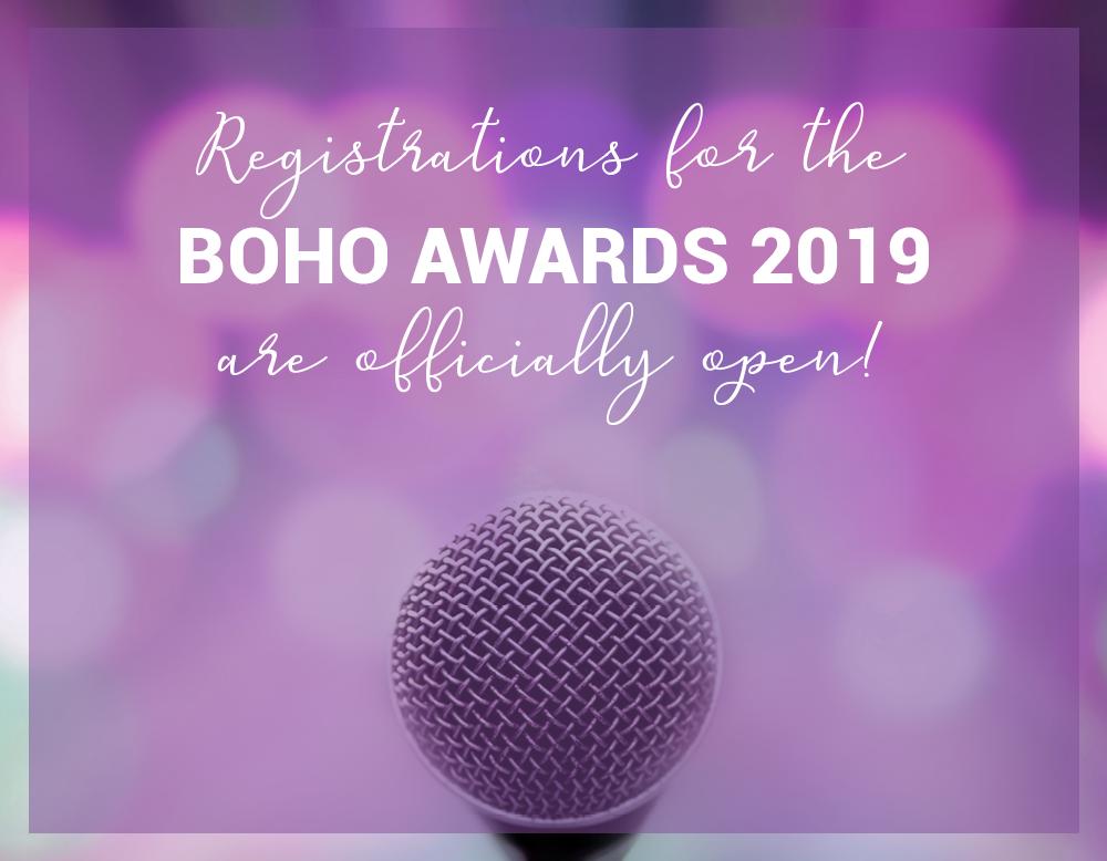 registrations-open-BoHo-Awards-2019-GuestRevu