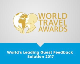 GuestRevu takes on the World (Travel Awards)