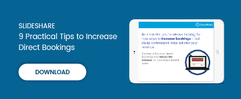 Free download: 9 practical tips to increase direct bookings