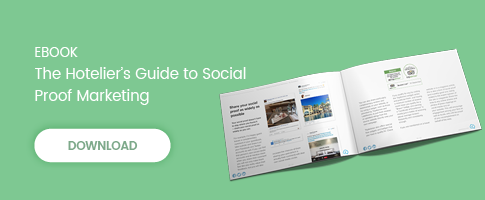 The Hotelier's Guide to Social Proof Marketing – Free eBook