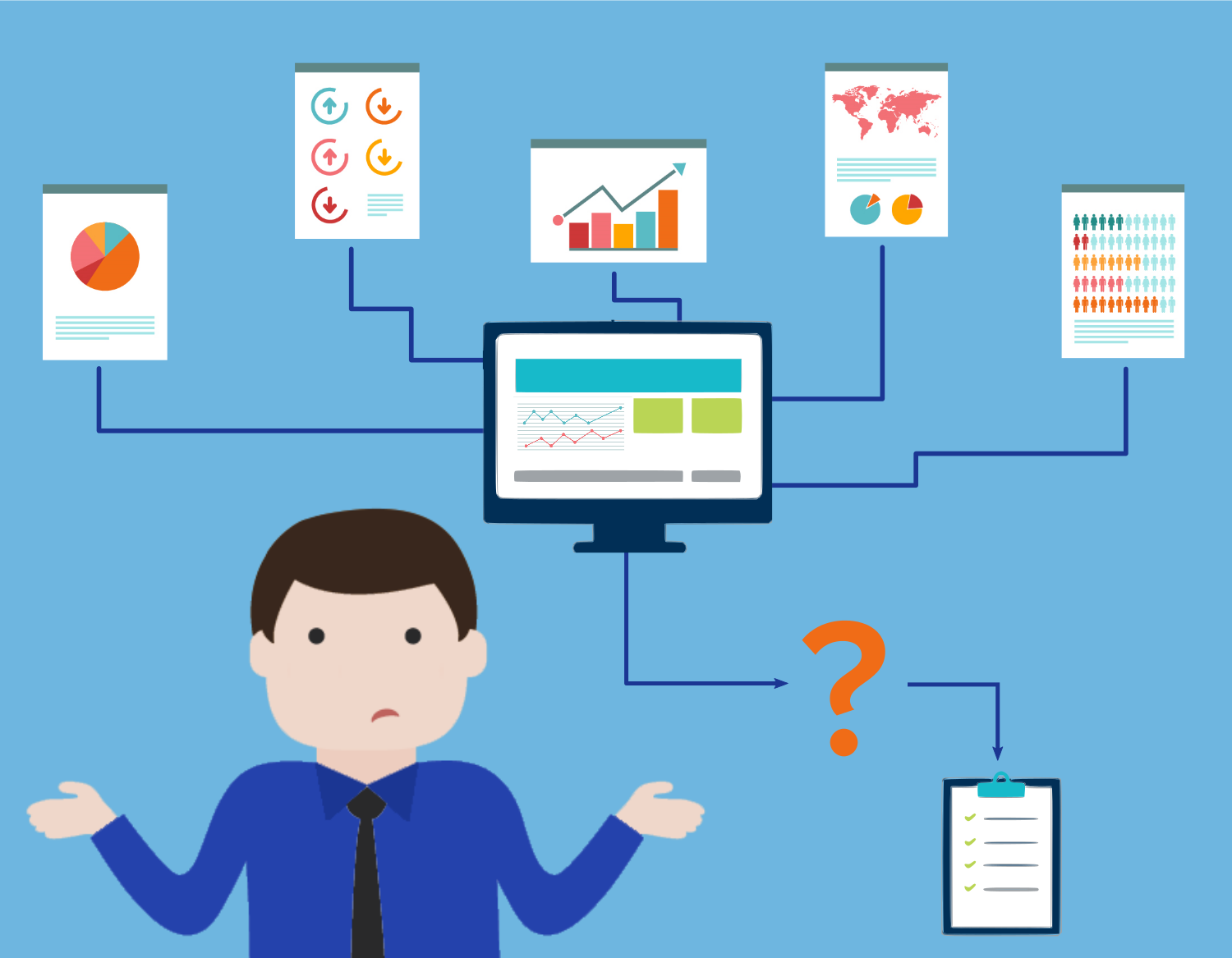 Making big data smart – how to gather insights that will help your hotel