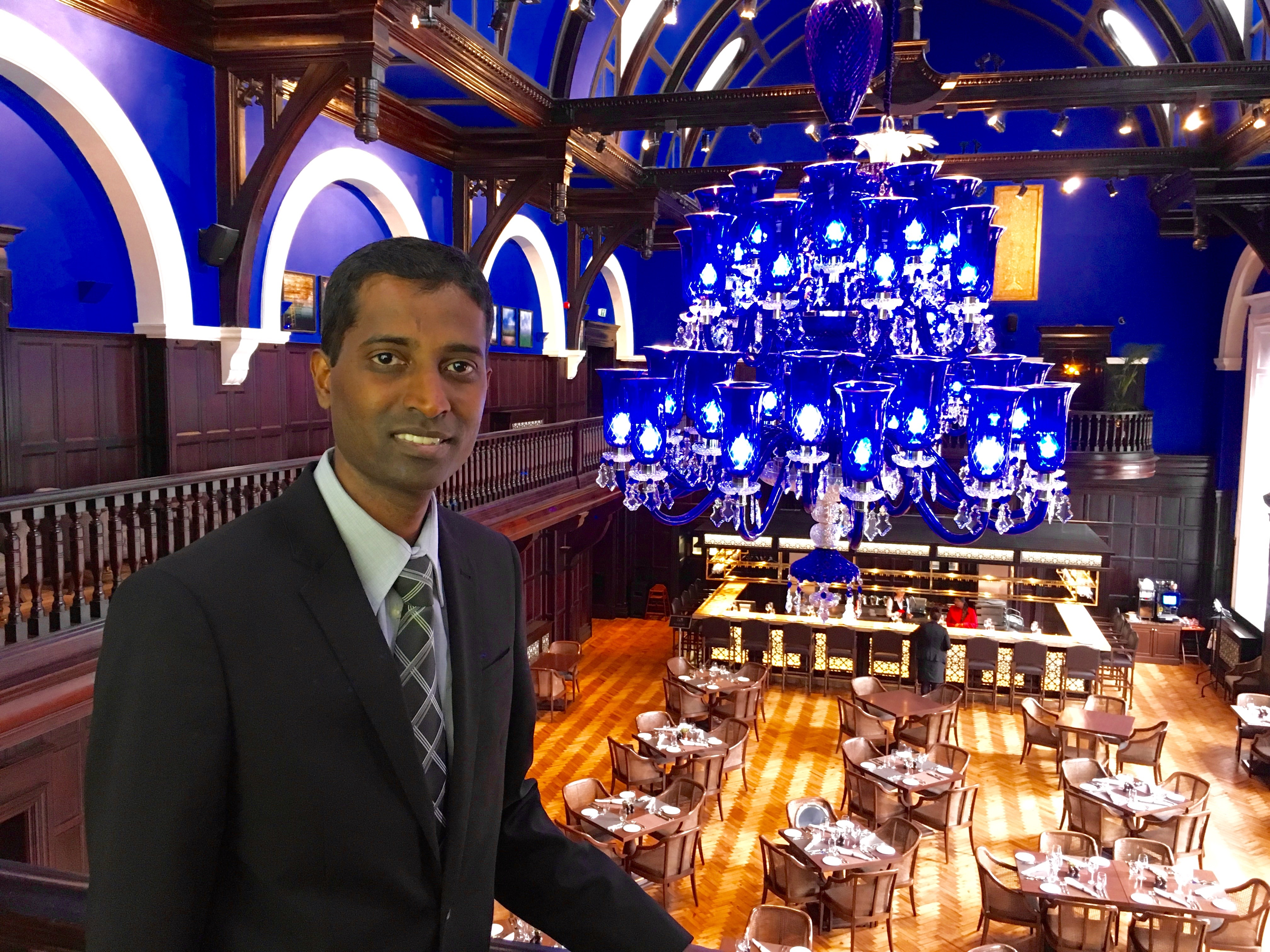 Technology and the luxury guest experience: Interview with Arun Kumar