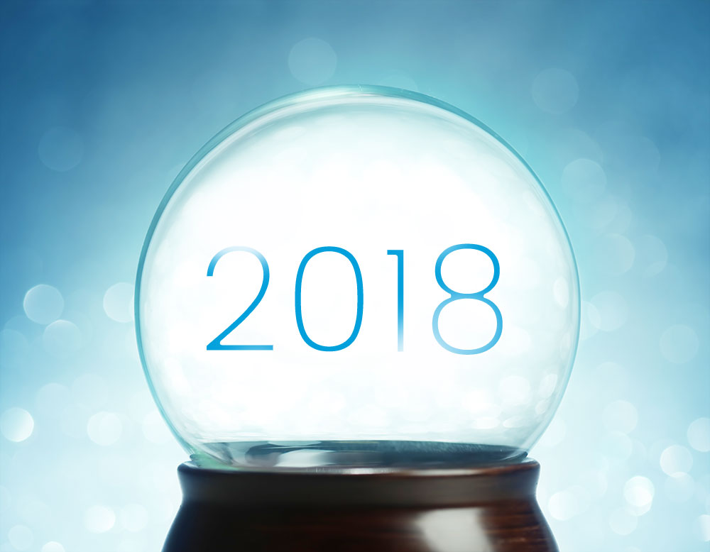 Trend digest: What to expect in 2018