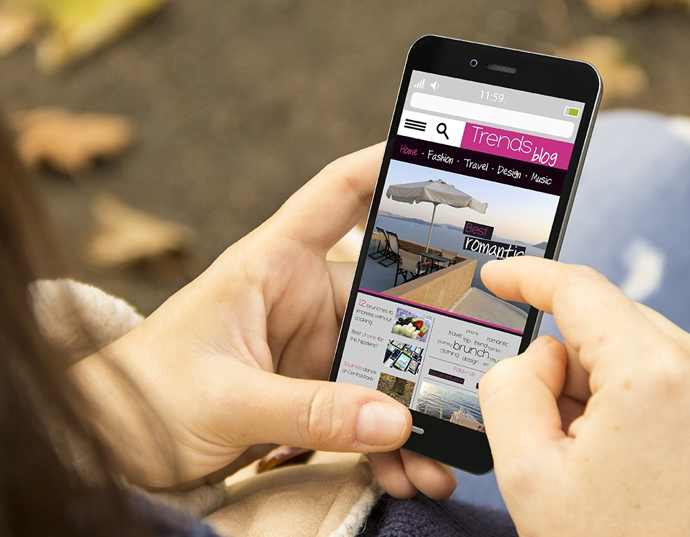 Forget the app (for now) and focus on making your website mobile friendly