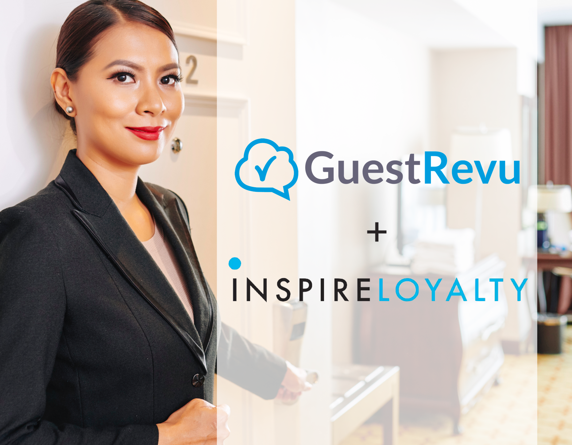 Build better guest relationships with new Inspire Loyalty and GuestRevu integration